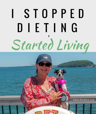 Stop Dieting and Start Living with Create. Do. Live Principle